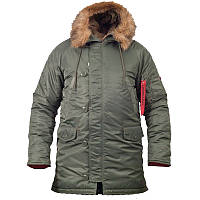 Куртка Chameleon Аляска Slim (р.44-46), оливковая