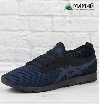 Кросівки чоловічі сітка сині 40р, фото 2