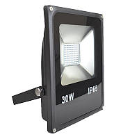 Прожектор светодиодный 220ТМ Slim Elite(LED-SLE, 2400 люмен, IP65, 6500K, 30W)