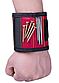 Магнитный браслет со встроенными суперсильными магнитами крепления винтов, гвоздей, болтов, фото 3