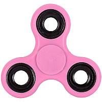 Спиннер (90х90х15мм), розовый