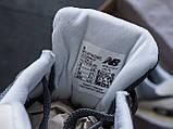 Кроссовки женские New Balance 574 Топ реплика Серые, фото 6