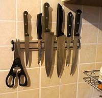 Магнитный держатель для ножей/магнитная рейка 33см, фото 1