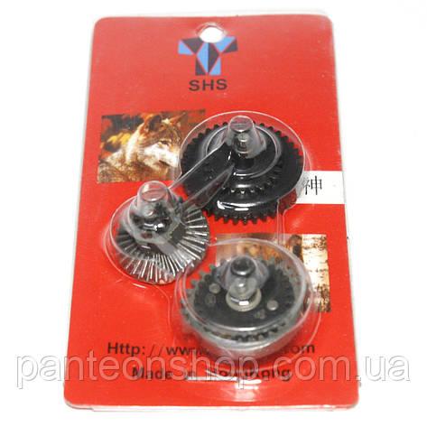 SHS шестерні стальні 13:1, фото 2