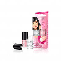 EVELINE cosmetics 2 х 5 мл PROFESSIONAL FRENCH MANICURE SUPER DUET №5