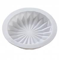"""Силиконовая форма для муссовых тортов """"Оригами"""""""