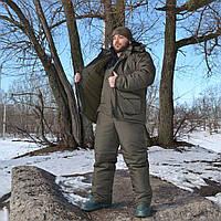 Костюм зимний для рыбалки Atlant MR Haki -40*