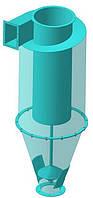 Система очистки  СОД500 Циклон НИОГАЗ ЦН-15 D500 (250-400 кВт)