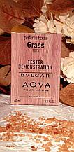 Тестер Bvlgari Aqua pour homme 60 ml in wood (реплика)