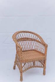 Кресла плетеные из лозы