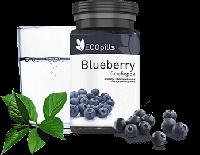 Ecopills Blueberry (Экопиллс Блюберри) - фитотаблетки для зрения, фото 1