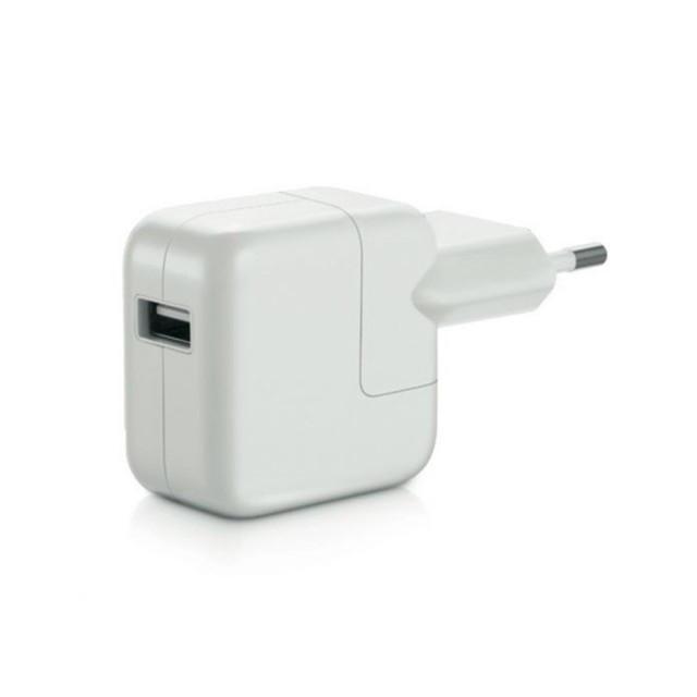 Блок СЗУ for Apple iPad 2.4 A Copy White