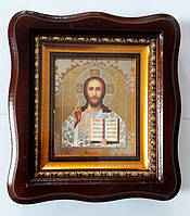 Икона Спасителя пояс. 21х24см