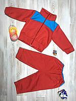 Детский костюм спортивный красный, костюм домашний для детей, спортивный костюм для детей, дитячий костюм