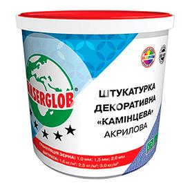 """Штукатурка акрилова """"баранчик"""", фракція 1.5"""