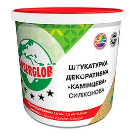 """Штукатурка силиконовая """"барашек"""", фракция 1.5"""