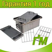 Коптильня с гидрозатвором Smokki House Малая 1.0 мм