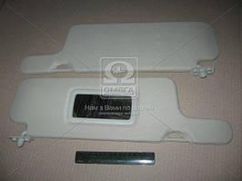 Козырек солнцезащитный ВАЗ 2109, 2108, 21099 (с зерк.) лев+прав.. 21093-8204010/11 (с