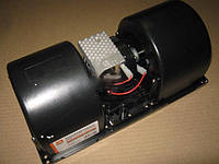Электродвигатель отопителя каб ТАТА 12V в корпусе (Дорожная карта). 270754740101-1-12DK
