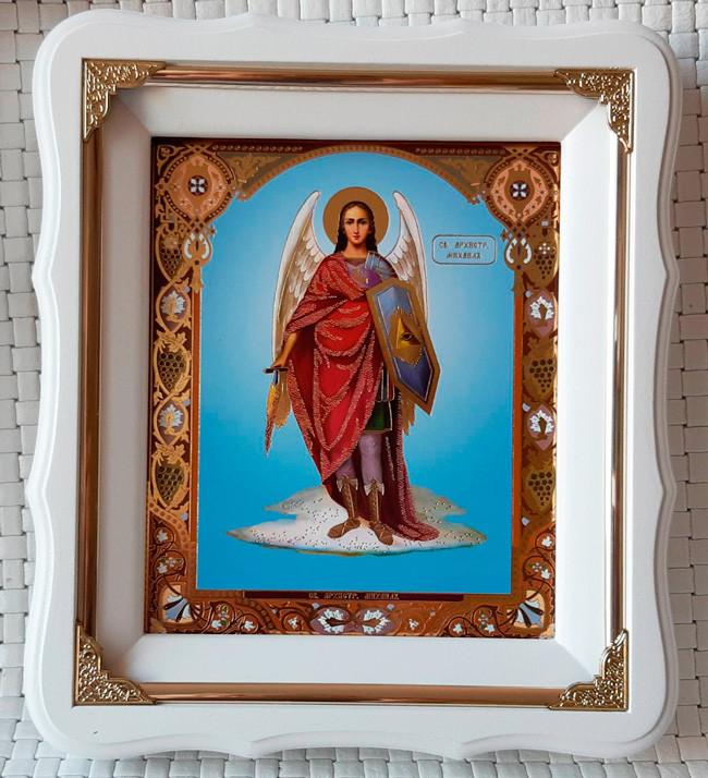 Икона Архангела Михаила для дома 21х24см