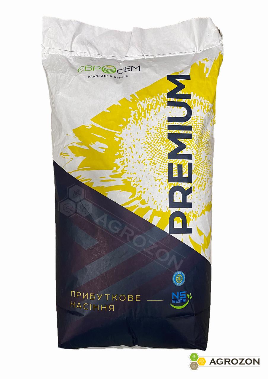 Семена подсолнечника Аякс (Ajax) Premium (NS DFSP) Евросем - 1 п. о.