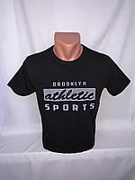 Футболка чоловіча RBS, накатка стрейч коттон ATHLETIC 006 \ купити футболку чоловічу оптом