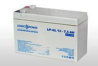 Аккумуляторная батарея LogicPower LP-GL 12V 7.5Ah