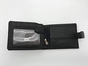 Чоловічий гаманець Монблан портмоне шкіра, фото 3