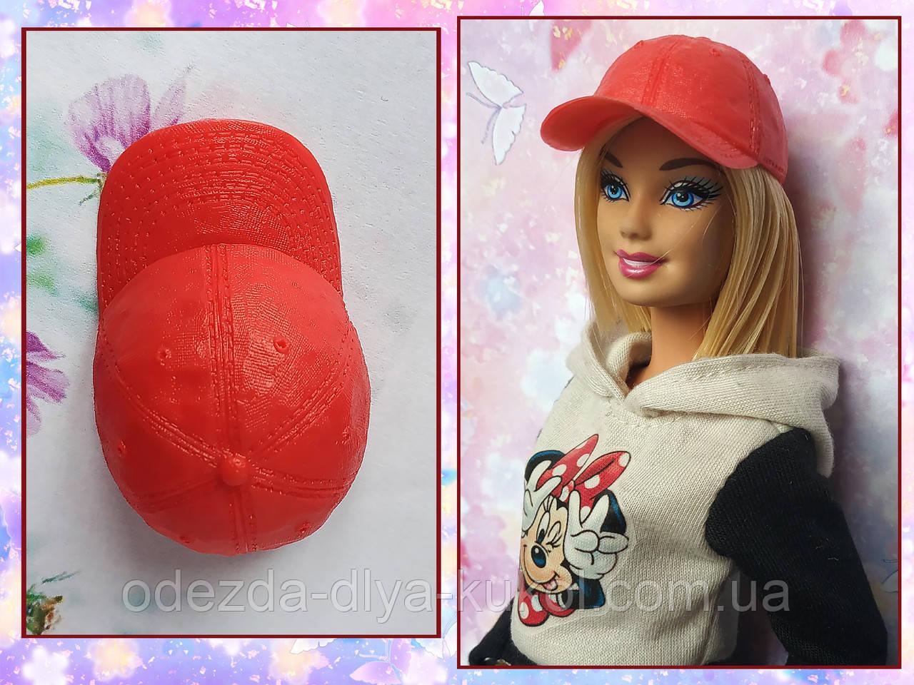 Одежда для кукол Барби - кепка