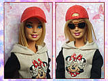 Одежда для кукол Барби - кепка, фото 2