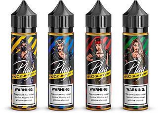 Жидкость для Электронных Сигарет PLAY N`Counter (Табак)