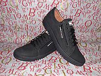 BATICH TH мужские кожаные весенние кеды кроссовки туфли