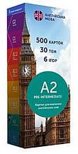 English Student A2 Pre-Intermediate / Карточки для изучения английских слов. 500 карточек