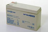 Аккумуляторная батарея LogicPower LP-GL 12V 9Ah
