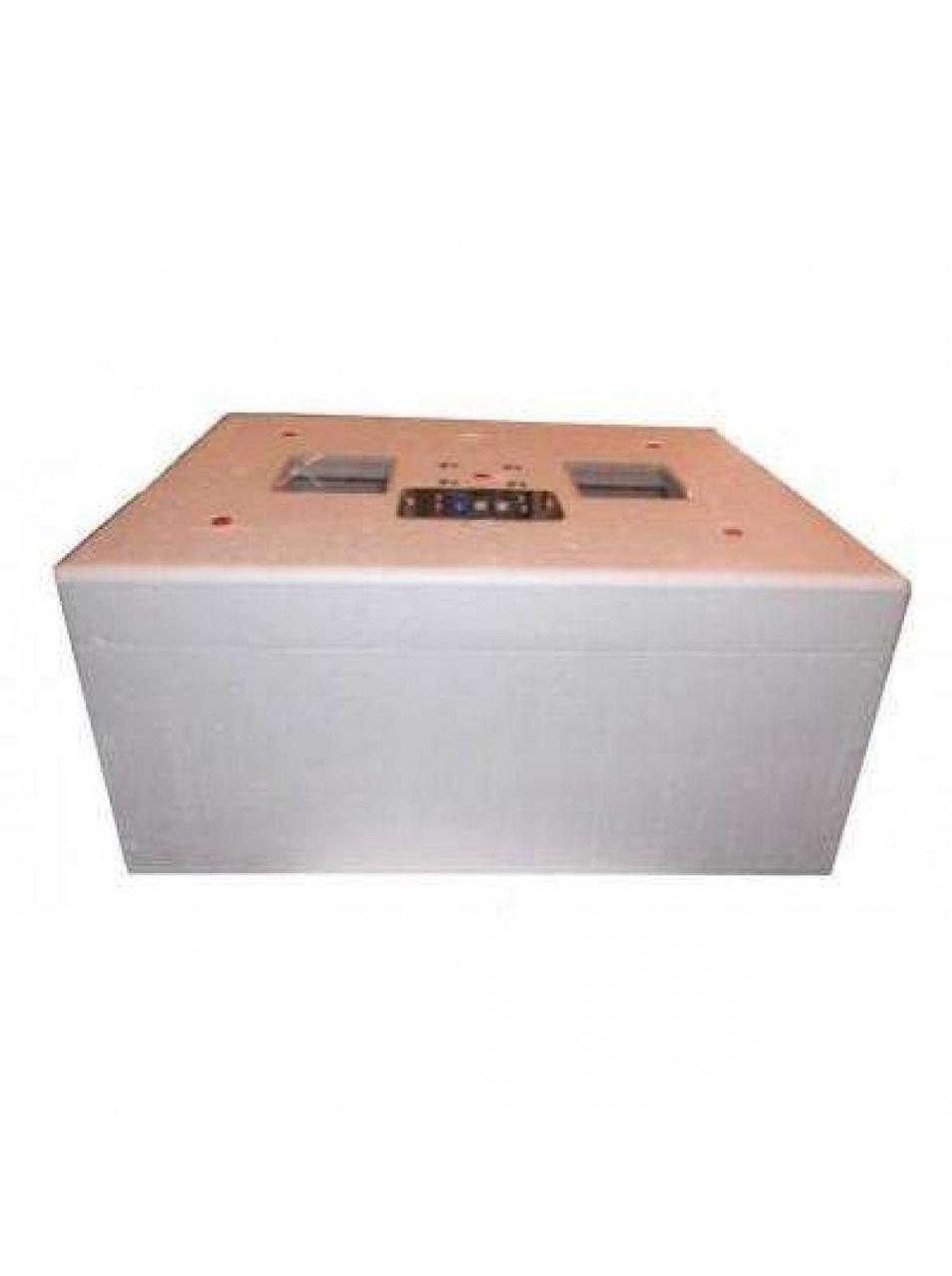 Инкубатор для яиц Курочка Ряба 63, автоматический, 4 лампы, литой корпус, вентилятор