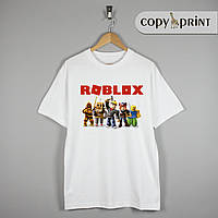 Футболка: Roblox (Макет №1)