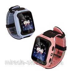 Дитячі смарт годинник Smart baby watch Jet Kid M05 GPS,Дитячі наручні годинники Smart M05, фото 3