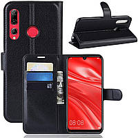 Чехол-книжка Litchie Wallet для Huawei P Smart Plus 2019 / Honor 10i Black, фото 1
