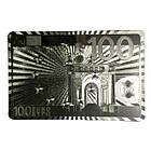 Игральные карты с серебристым покрытием Invotis Euro (GG220), фото 5