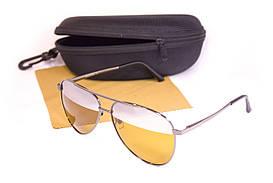 Очки для водителей с футляром F0861-3