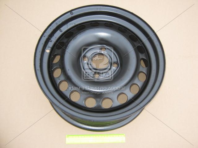 Диск колесный 15х6,0 4x100 Et 39 DIA 56, 5 GEELY MK (КрКЗ). 228.3101015.27