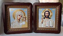 Ікони Вінчальна пара 23х26см