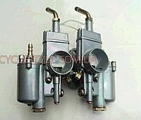 Карбюратор К302 МТ, К-750 (пара) JING (mod.A)