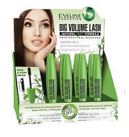 EVELINE cosmetics 9 мл тушь BIG VOLUME LASH (6 * 6)