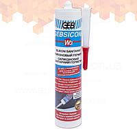 GEB GEBSICONE W3 силиконовый герметик прозра 310мл