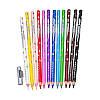 Набір кольорових олівців з точилкою Top Model 12 шт ( Набор цветных карандашей TOPModel, 12 шт ), фото 2