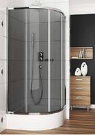 Душевая кабина Aquaform Afa 100-06320 стекло графитовое, 800х800х1850 мм
