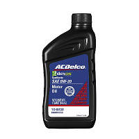 Синтетическое моторное масло ACDelco Dexos1 Full Synthetic 0W-20 946 мл