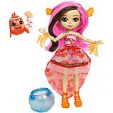 Кукла Рыба-клоун Кларита с питомцем Enchantimals Clarita Clownfish Dolls, фото 3