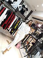 Новинка!!Женский костюм в белом цвете бренд  Zanardi